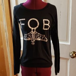 Fall Out Boy Bat Long Sleeve